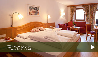 Rooms of the Hotel Hofmann***